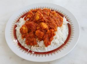 Pui cu curry (Gordon Ramsay)