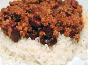 Rapid & usor – Chilli con carne