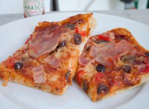 Aluat pizza