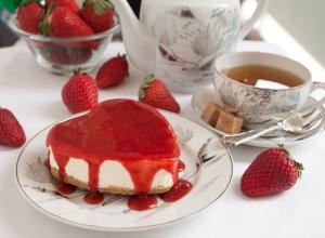 Cheesecake cu dragoste