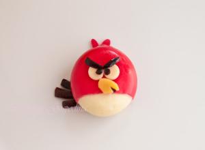 Angry Birds din branza Babybel