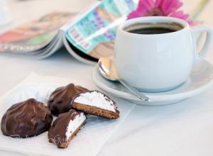Biscuiti cu marshmallow si ciocolata