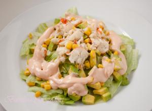 Salata iceberg cu homar
