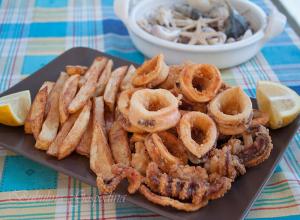 Calamari prajiti