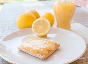 Lemon curd (crema de lamaie)