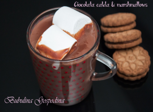 Ciocolata calda & marshmallows